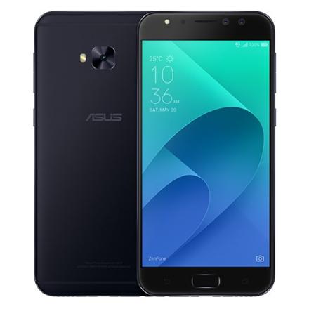 Asus ZenFone 4 Selfie Pro ZD552KL Black, 5.5 , FHD AMOLED display, 1920 x 1080 pixels, Qualcomm, Snapdragon625 MSM8953, Internal RAM 4 GB, 64 GB, support MicroSD, up to 128G additional storage, Dual SIM, Nano SIM, 3G, 4G, Main camera 16 MP, Second c