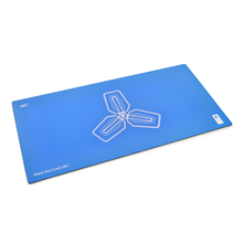 D-PAD deepcool Masive Mouse Pad, exelent tracking performance & high durability