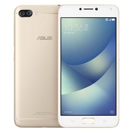Asus ZenFone 4 Max Pro ZC554KL Sunlight Gold, 5.5 , IPS, 1280 x 720 pixels, Qualcomm Snapdragon 430, MSM8937, Internal RAM 3 GB, 32 GB, microSD, Dual SIM, Nano-SIM, 3G, 4G, Main camera 13 MP, Second camera 5 MP, Android, 7.0, 5000 mAh, Warranty 24 m