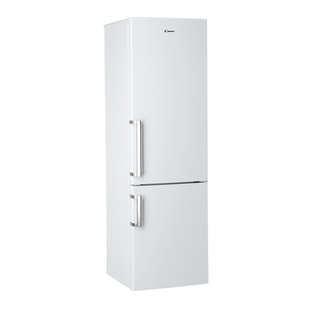 Candy CCBS 6182WH Refrigerator 60cm Combi H185 Fridge 219L Freezer 81L Automatic defrost 3 freezer drawers EC A+ White