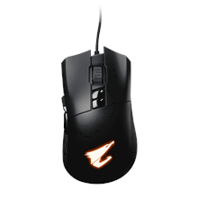 GIGABYTE AORUS M3 Gaming mouse, Matte Black