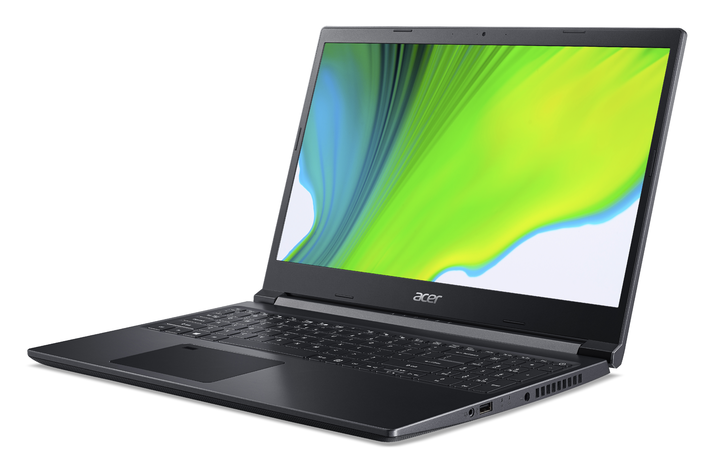 Acer  Aspire 7 A715-75G-599A Charcoal Black
