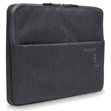 "Targus 360 Perimeter TSS94904EU Fits up to size 14 "", Ebony, Poly/PU, Sleeve"