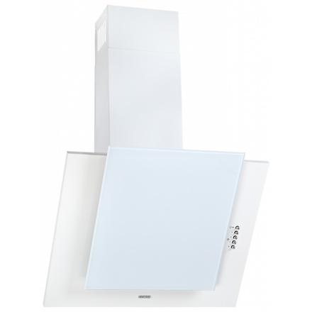 Hood Eleyus Titan A 750  Wall mounted, Width 60 cm, 750 mamp;#179; h, White glass, Energy efficiency class D, 50 dB