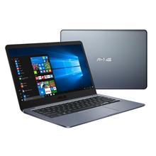 "Asus VivoBook R420MA Gray, 14.0 "", HD, 1366 x 768 pixels, Matt, Intel Celeron, N4000, 4 GB,"