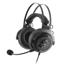 Sharkoon Stereo Headset, Stereo Jack, Skiller SGH3, Black, Built-in microphone