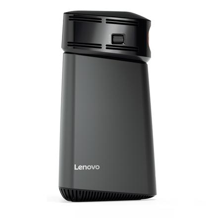 Lenovo IdeaCentre 610S-02ISH Tower, Intel Core i3, i3-6100T, Internal memory 4 GB, DDR4-SDRAM, SSD 128 GB, Inte lHD, No, No, Windows 10