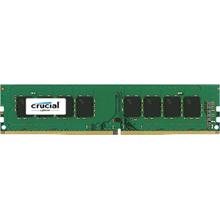 Crucial 8 GB, DDR4, 288-pin DIMM, 2400 MHz, Memory voltage 1.2 V, ECC No