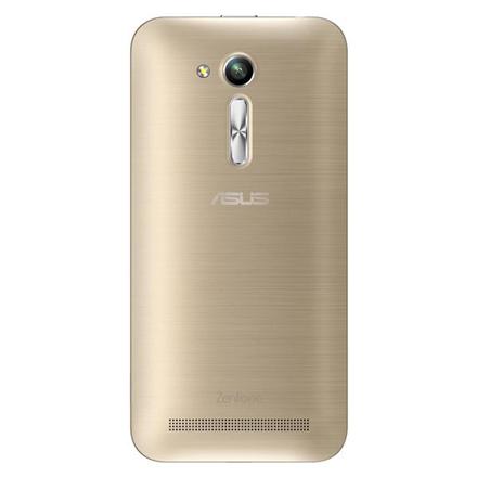 Asus ZenFone Go ZB450KL Gold, 4.5 , TN, 854 x 480 pixels, Qualcomm, Snapdragon 410 MSM8916A, Internal RAM 1 GB, 8 GB, Micro SD Card up to128 GB, Micro SIM, Dual SIM, 3G, 4G, Main camera 8 MP, Second camera 2 MP, Android, 6.0, 2070 mAh, Warranty 12 m