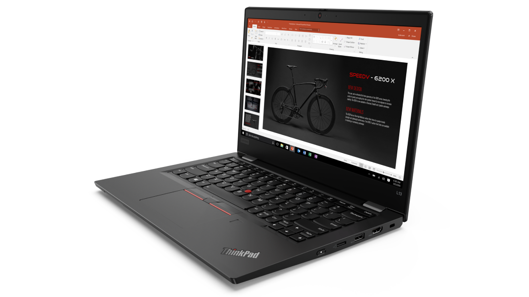Lenovo  ThinkPad L13 (Gen 2) Black
