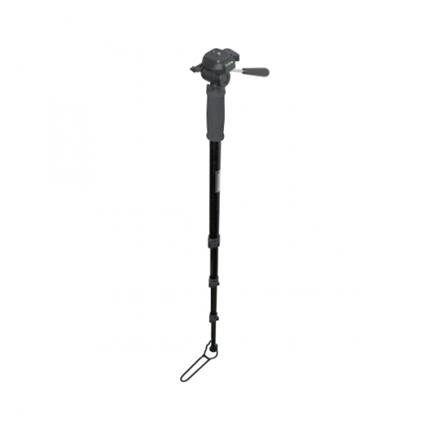 Sumdex G1 monopod 179 cm, 3 kg, 3-way head, Number of legs 1, 62 cm