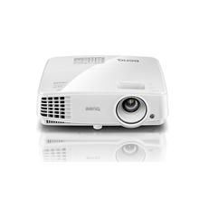 Benq MS527 3300AL cd/m², 1.1:1, White, Business Projector, Native SVGA (800 x 600), Resolution Support VGA(640 x 480) to WUXGA_RB(1920X1200)