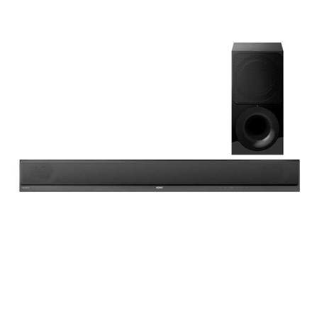 Sony HT-CT290 Mountable, Black, 2.1ch Soundbar