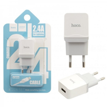 hoco. C22A little superior charger set(with lightning cable)EU