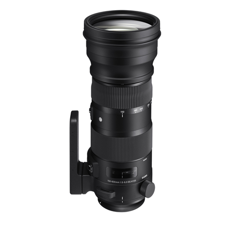 Sigma 150-600mm F5.0-6.3 DG OS HSM Canon [CONTEMPORARY]