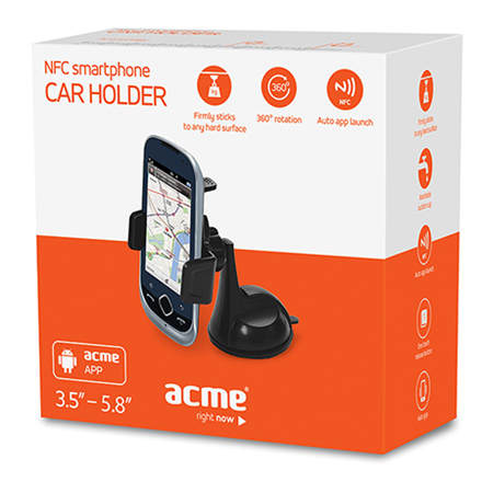 ACME MH05 NFC smartphone car holder