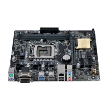 Asus H110M-K Processor family Intel, Processor socket LGA1151, Chipset Intel® H110, Micro ATX, DDR4-SDRAM, Memory slots 2, Supported hard disk drive interfaces Serial ATA III
