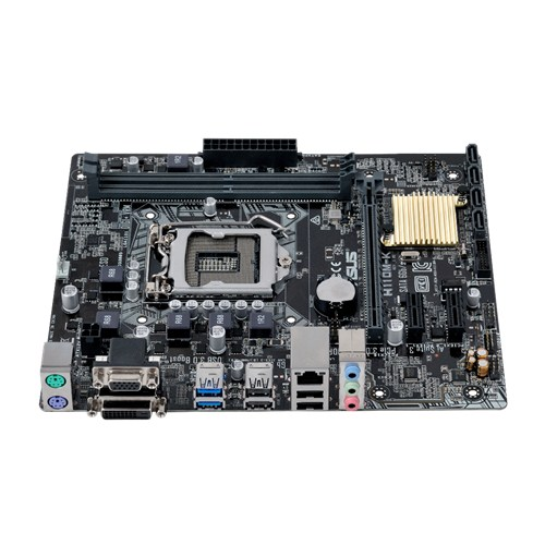 Asus H110M-K Processor family Intel, Processor socket LGA1151, DDR4-SDRAM, Memory slots 2, Supported hard disk drive interfaces Serial ATA III, Chipset Intel H, Micro ATX