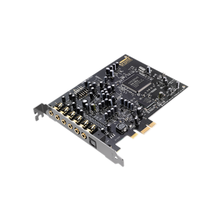 Creative Sound Blaster Audigy Rx PCI-E, 7.1