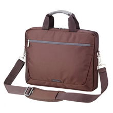 "Sumdex PON-111BR Notebook case for 15.6"" Brown"