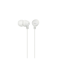 Sony EX series MDR-EX15AP In-ear, White