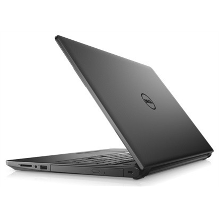 Dell Inspiron 15 3567 Black, 15.6 , Full HD, 1920 x 1080 pixels, Matt, Intel Core i7, i7-7500U, 8 GB, DDR4, HDD 1000 GB, 5400 RPM, AMD Radeon R5 M430, DDR3, 2 GB, Tray load DVD Drive (Reads and Writes to DVD CD), Linux, 802.11ac, Bluetooth version 4