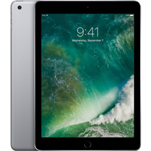 "Apple iPad 9.7 "", Space Grey, Multi-Touch, IPS, 2048x1536 pixels, M9, 128 GB, Bluetooth, 4.2,"