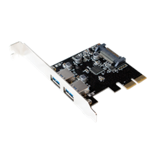 Logilink PC0080,PCI Express Card, 2x USB 3.1, Asmedia AS1142
