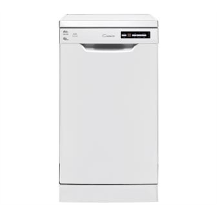 Candy Dishwasher CDP 2D1145W Free standing, Width 45 cm, Number of place settings 11, Number of programs 6, A+, White