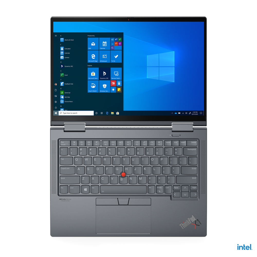 Lenovo  ThinkPad X1 Yoga (Gen 6) Storm Grey