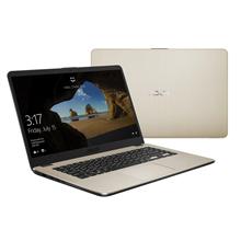 "Asus VivoBook X505ZA Gold, 15.6 "", HD, 1366 x 768 pixels, Matt, AMD, Ryzen 3 2300U, 8 GB, on-board, HDD 1000 GB, 5400 RPM, AMD Radeon, Without ODD, Endless OS, 802.11 ac, Bluetooth version 4.2, Keyboard language English, Russian, Battery warranty 12"