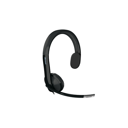 Microsoft 7YF-00001 LifeChat LX-4000 for Business Black, Wired, 2.17 m