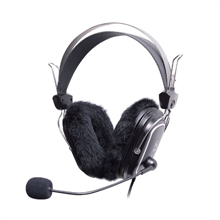 A4Tech HS-60 HEADPHONE BLACK