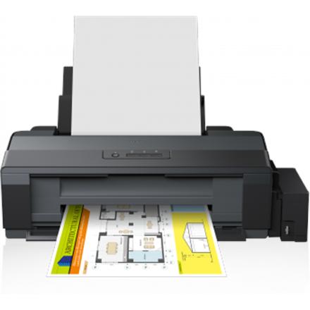 EPSON L1300 Inkjet A3+ spalvotas rašalinis spausdintuvas