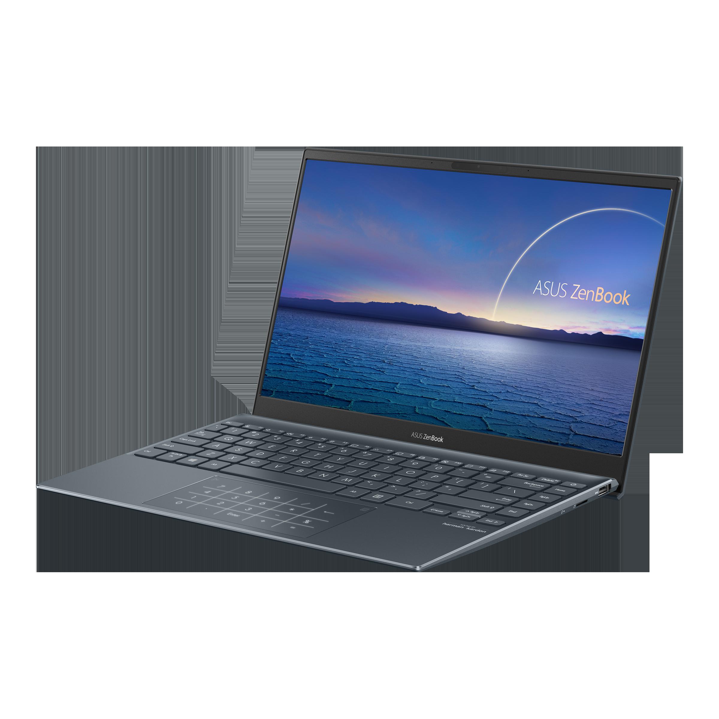 Asus  ZenBook UX325EA-KG235T Pine Grey