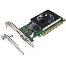 Lenovo Low-profile NVIDIA, 1 GB, GeForce GT 730, GDDR5, PCI Express 2.0, Processor frequency 902