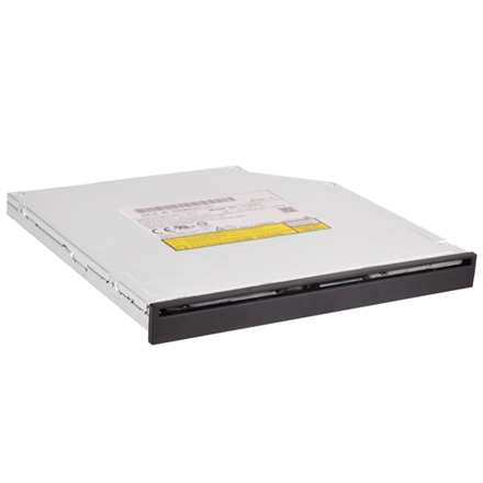 SilverStone slim type, slot loading Optical storage DVD and CD read and write  Internal, Interface SATA, DVDamp;#177;RW, CD read speed 24 x, CD write speed 24 x