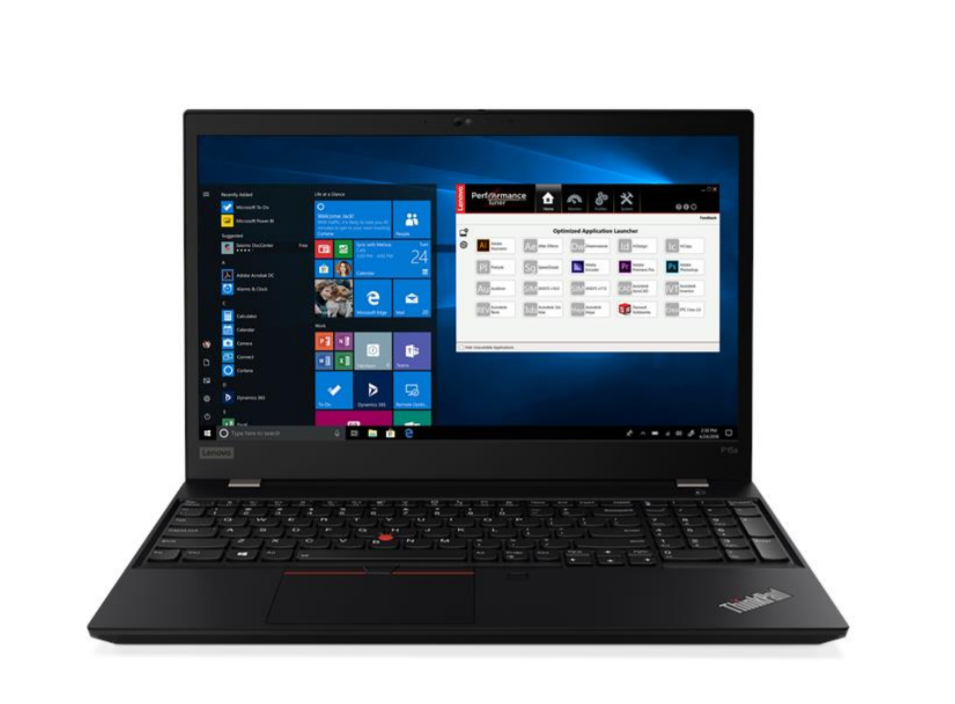 Lenovo  ThinkPad P15s (Gen 1) Black