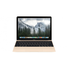 "Apple MacBook Retina DC Gold, 12 "", 2304x1440 pixels, Intel Core M, M3, 8 GB, LPDDR3 onboard,"