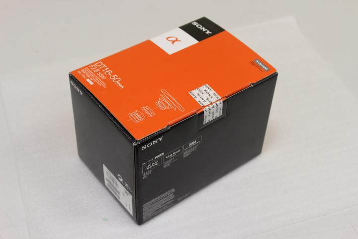 SALE OUT. Sony SAL-1650 DSLR Lens Sony DEMO