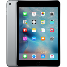 "Apple iPad Mini 4 7.9 "", Space Gray, Multitouch, LCD IPS, 1536 x 2048 pixels, M8 motion, 4 GB,"