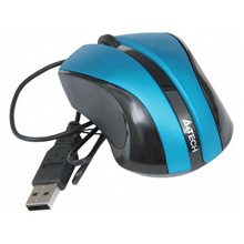 A4TechV-Track Padless Mouse  N-310-3 USB (Blue)