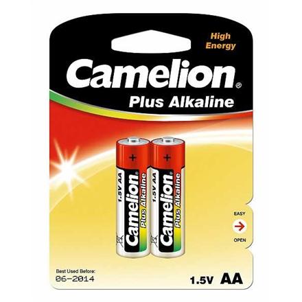 Camelion AA/LR6, Plus Alkaline, 2 vnt