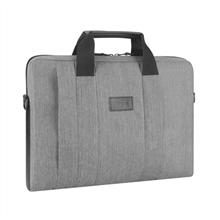 "Targus City Smart Laptop Slipcase for 14"" - 15.6"" (Grey) / Nylon / Interior: 37.4 x 3.8 x 26 cm"