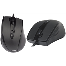 A4Tech Mouse N-770FX, V-Track wired, Padless Mouse