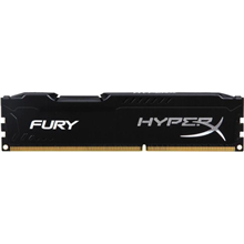 Kingston 4GB 1600MHz DDR3 CL10 DIMM HyperX FURY Black Kingston