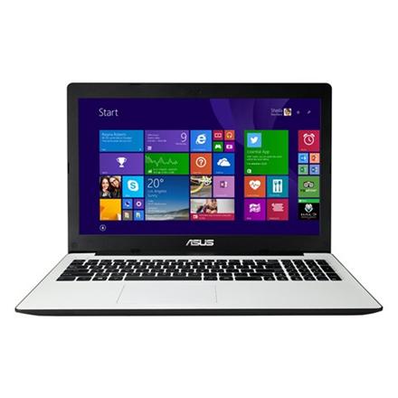 ASUS X553MA-XX067D White 15.6 HD 1366x768 LED Glare, Intel Pentium N3530 2.16Ghz 2MB, Intel HD, 2GB DDR3, 500GB 5400rpm, SM DL 8x DVD+ -RW, WLAN 802.11b g n + Bluetooth 4.0, DOS   VGA Web Camera , SD,SDHC Card reader, 1xVGA 1xHDMI 1xUSB3.0 1xUSB2.0,