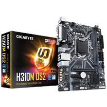 Gigabyte H310M DS2 1.0 Processor family Intel, Processor socket LGA1151, DDR4 DIMM, Memory slots 2, Chipset Intel H, Micro ATX