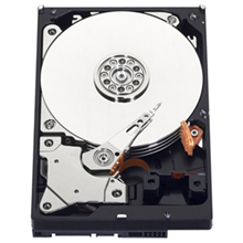 Western Digital Blue 3 TB 5400 RPM, 3000 GB, HDD, 64 MB