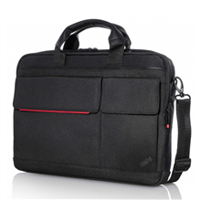 "Lenovo ThinkPad Professional 4X40H75820 Fits up to size 14.1 "", Black/Red, Shoulder strap, Fabric, Messenger - Briefcase"